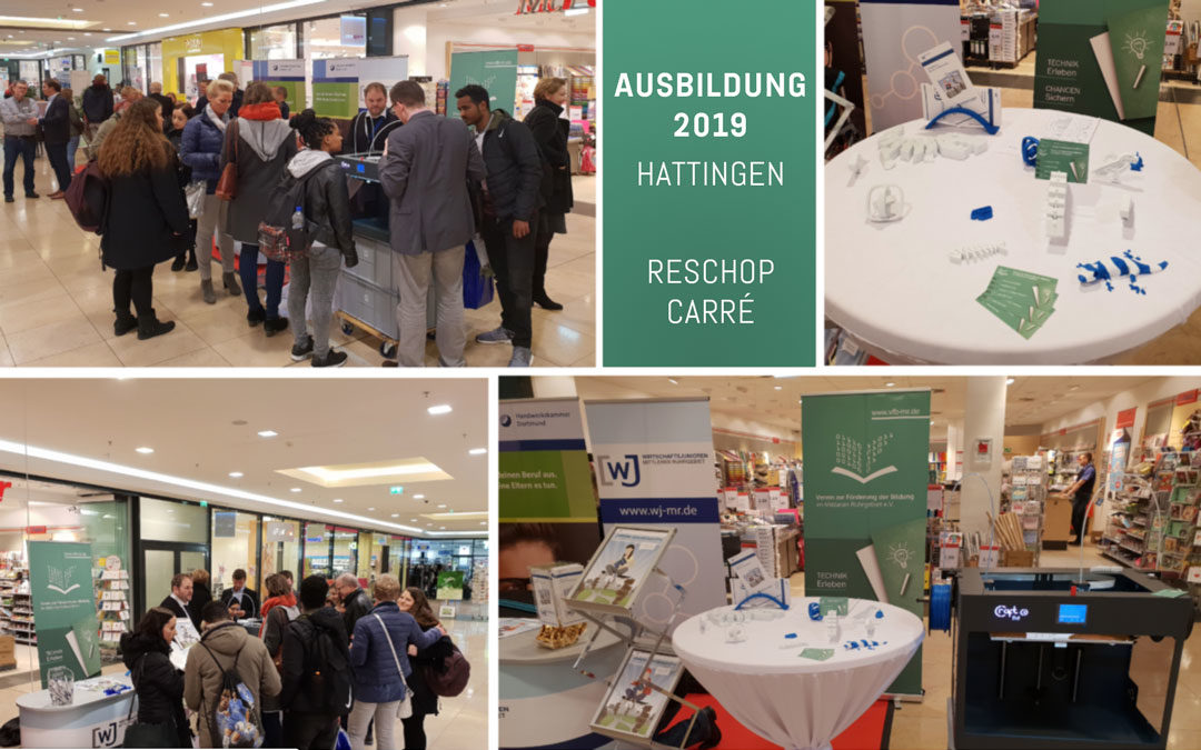 Ausbildungsmesse 2019 in Hattingen