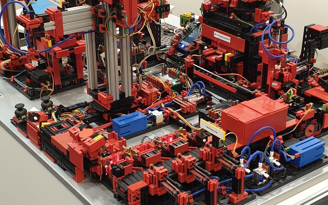 """Ein Blick in Richtung Zukunft – Die """"All about Automation"""""""