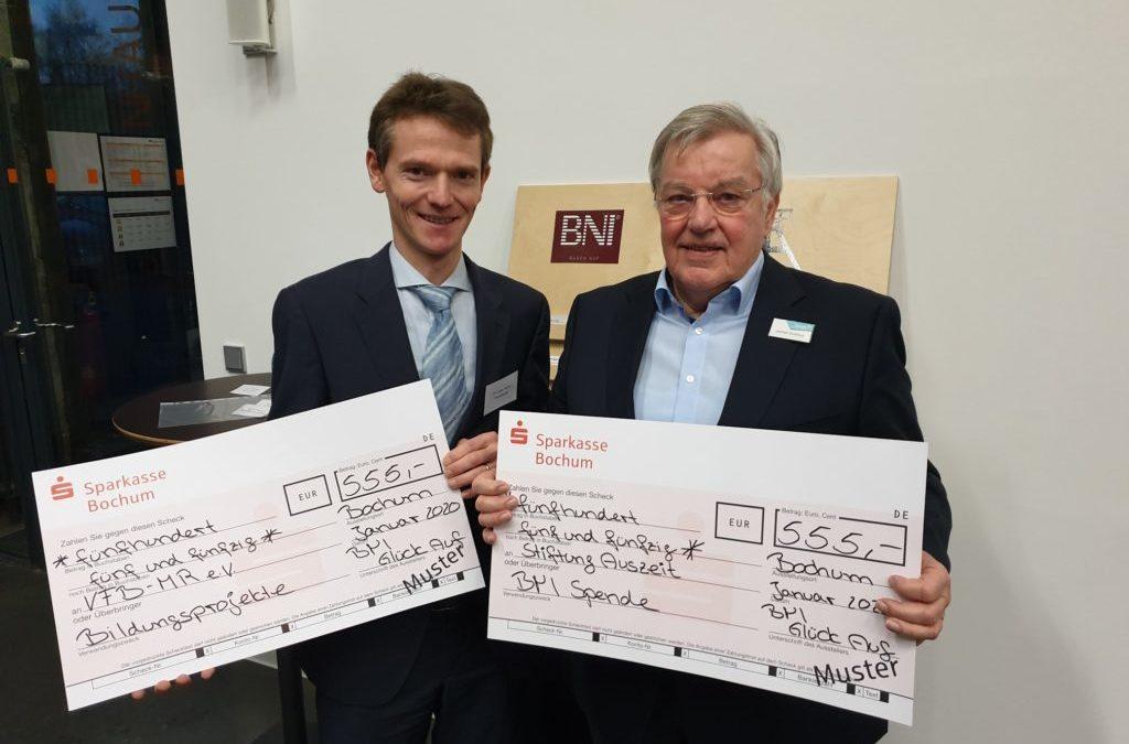 Bochumer Unternehmer unterstützen den VFB-MR