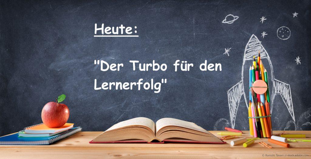 Der Turbo für den Lernerfolg